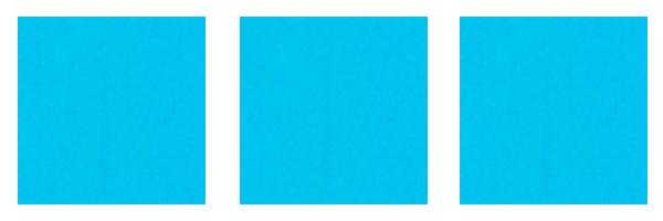 Vloeipapier aquablauw