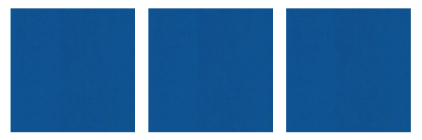 Vloeipapier kobaltblauw